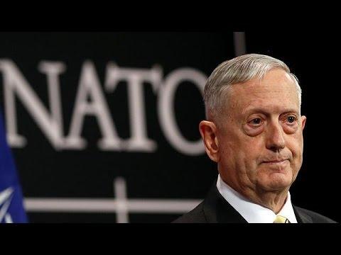 «Δεν είμαστε έτοιμοι για στρατιωτική συνεργασία με τη Μόσχα» διαμηνύει ο Τζιμ Μάτις