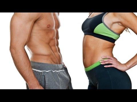 Действенные упражнения для живота