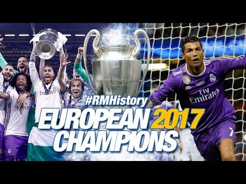 LA DUODÉCIMA | Juventus 1-4 Real Madrid | Champions League 2016/17