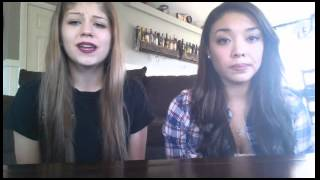 """Take Me to Church"" - Hozier Cover by Alina Jasmine and Aynsley"