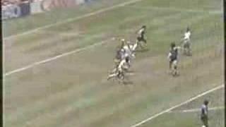 Diego Maradona und die Hand Gottes