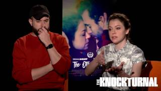 Nonton Tatiana Maslany And Tom Cullen Talk  The Other Half  Film Subtitle Indonesia Streaming Movie Download