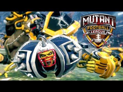 Mutant Football League #1
