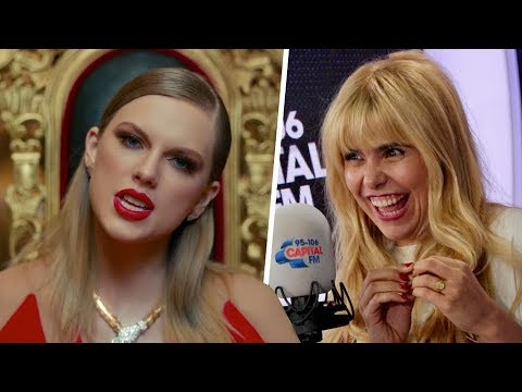 Paloma Faith Lets Slip That She's Not A Fan Of Taylor Swift's New Music
