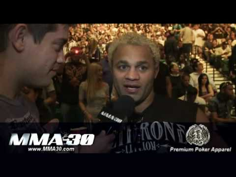 Josh Koscheck I will get under GSPs skin on TUF 12