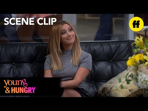 Young & Hungry | Season 4, Episode 8: Flowers | Freeform