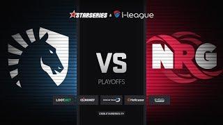 Liquid vs NRG, map 3 train, StarSeries i-League Season 5 Finals