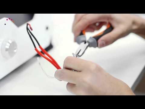 Sustitución del tubo PTFE en el Hot-End de Witbox 2