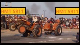 HMT 5911 POPULAR TRACTOR TOCHAN VIDEO