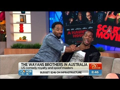 Sunrise - Craziness with the Wayans brothers