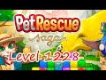 Pet Rescue Saga Level 1228
