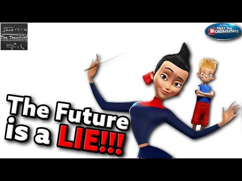The Ultimate Meet the Robinsons CONSPIRACY! [REVISED THEORY]