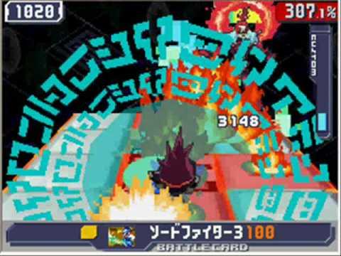 Ryuusei No Rockman 3 Black Ace: Apollo Flame Sigma