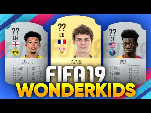 10 Wonderkids You NEED To Sign On FIFA 19!