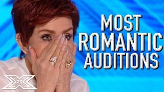 Video MOST ROMANTIC Auditions on The X Factor! | X Factor Global MP3, 3GP, MP4, WEBM, AVI, FLV September 2019