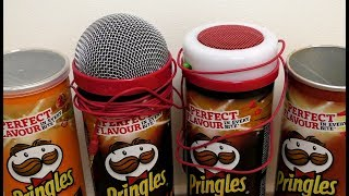 It's fun to play with Pringles Karaoke Kit. I got it for sending codes from Pringles tubes. If you want to to download my Game GobunBun here you go: http://gobunbun.com/ (note that in the video u see an unrelased version)