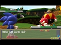 Sonic Vs Knuckles ! Pokemon 3DS Battle style Sprite animation