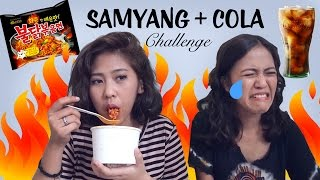 Video SAMYANG + COLA CHALLENGE ( FT VANIA THUFAILA ) - VENNA VIOLITA- BAHASA MP3, 3GP, MP4, WEBM, AVI, FLV Maret 2018