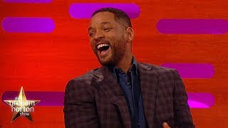 Video WILL SMITH'S FUNNIEST MOMENTS on The Graham Norton Show MP3, 3GP, MP4, WEBM, AVI, FLV Desember 2018
