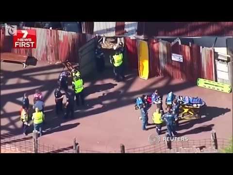 Police investigate deadly theme park accident in Australia