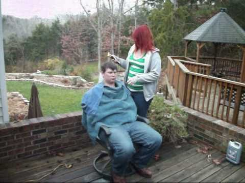 TDFN 2010  Haircut in Missouri