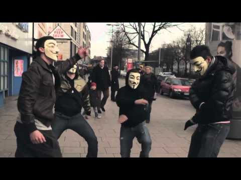 Nicky Romero - Toulouse (unofficial Anonymous Musicvideo)