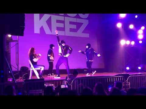 Jabbawockeez in Yokosuka, Japan