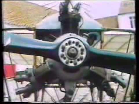Historia de la Aviación: 1  Volar (Danielle Costelle)