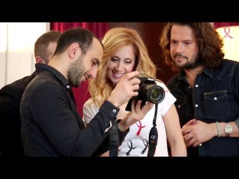 Lara Fabian - Coiffeurs contre le Sida 2013
