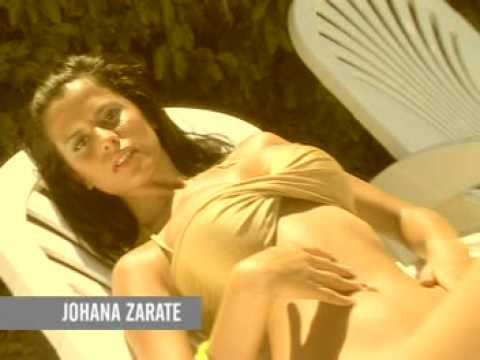 Johana Zarate Espectacular