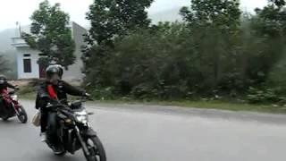 Du Lịch Phượt Bằng Xe Máy Từ Hà Nội đi Thung Nai