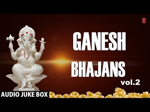 Video Top Ganesh Bhajans Vol  2 I Full Audio Songs Juke Box I Ganesh Utsav  Special 2014 download in MP3, 3GP, MP4, WEBM, AVI, FLV January 2017