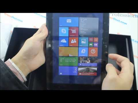 OrientTab R100 - The Best Surface Alternative----10 inch Windows Unboxing Review