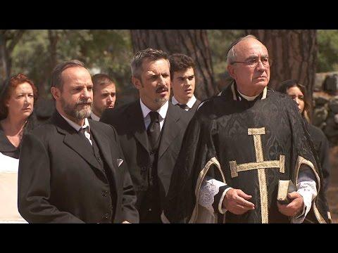 il segreto - il funerale di donna francisca