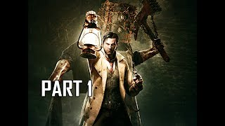The Evil Within Gameplay Walkthrough Part 1 - Intro (PC Ultra Let's Play Commentary)https://youtu.be/G5Fco3fDjv0 The Evil Within Walkthrough! Walkthrough and Let's Play Playthrough of The Evil Within with Live Gameplay and Commentary in 1440p high definition at 60 fps. This The Evil Within  walkthrough will be completed showcasing every level, mission, boss, and story ending. While investigating the scene of a gruesome mass murder at Beacon Mental Hospital, Krimson City police detective Sebastian Castellanos, his partner Joseph Oda, and Junior Detective Juli Kidman find themselves suddenly thrown into an unreal world, after hearing a high-pitched noise. Krimson City is destroyed and rearranged by a massive earthquake, and Sebastian wanders through unnatural forests and abandoned buildings full of monstrous creatures, and witnesses the apparition of a disfigured man in a white hood. Trapped in the nightmare world, Sebastian encounters one of Beacon's doctors, Marcelo Jimenez, who is searching for his patient, Leslie Withers. Jimenez identifies the hooded stranger stalking them as Ruvik.PC Specs: http://ca.pcpartpicker.com/list/74gK7hSubscribe: http://bit.ly/1NYsK7DTwitter Page: http://twitter.com/tetraninjaFacebook Fan Page: http://on.fb.me/kxJqjNTwitchTV : http://www.twitch.tv/tetraninjaDeveloper: Tango GameworksPublisher: Bethesda SoftworksRelease: October 14, 2014Genre: Survival HorrorPlatforms: PlayStation 3, PlayStation 4, Xbox 360, Xbox One, Windows PC