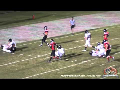 Coffee County Central vs Tullahoma (Highlights) 9-19-15
