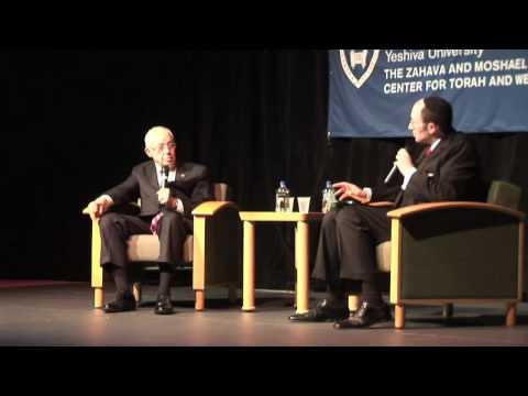 Michael Mukasey an der Yeshiva University