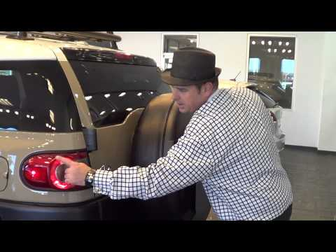 Freeman Toyota's 2014 Toyota FJ Cruiser Walk Around Video with Adam Minkley