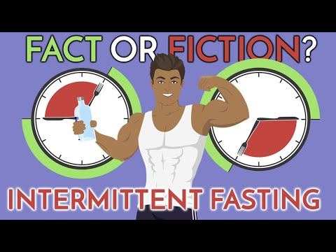 Intermittent Fasting - Fact or Fiction? What the Science Actually Says