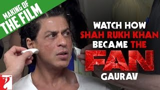 Nonton Watch How Shah Rukh Khan Became The Fan - GAURAV Film Subtitle Indonesia Streaming Movie Download