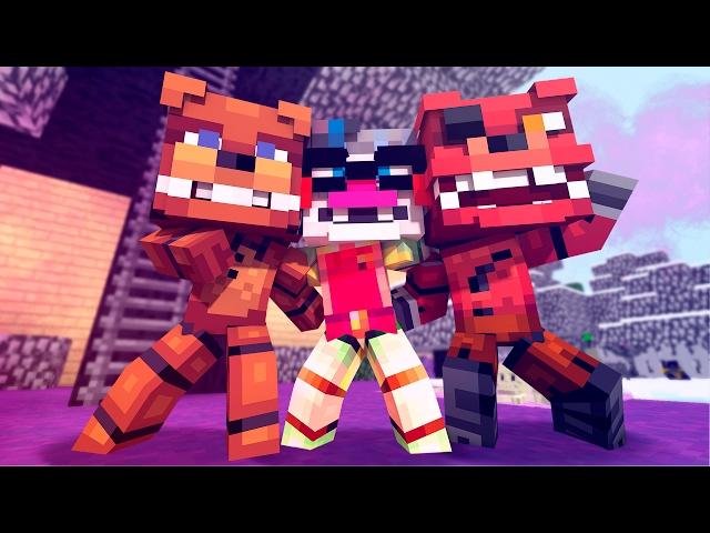 Minecraft-vs-fnaf-robin-goes