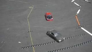 Final Battle Team D-Style Toyota Levin Vs Lexus Soarer Rc Drifting