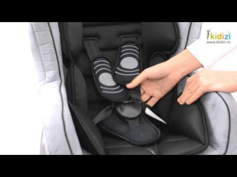Prezentare video Bertoni-Lorelli scaun auto Grand Prix