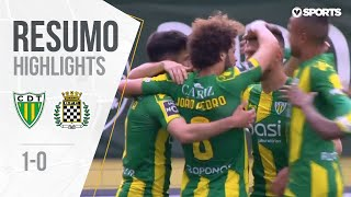 Video Highlights   Resumo: Tondela 1-0 Boavista (Liga 18/19 #30) MP3, 3GP, MP4, WEBM, AVI, FLV April 2019