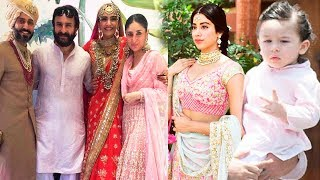 Video Full Video: Sonam Kapoor's Grand Wedding | Jhanvi Kapoor, Anand Ahuja, Taimur Ali Khan MP3, 3GP, MP4, WEBM, AVI, FLV Mei 2018