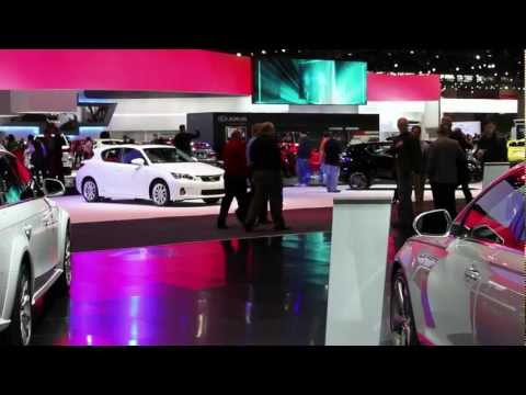 2012 Chicago Auto Show Awards and Highlights