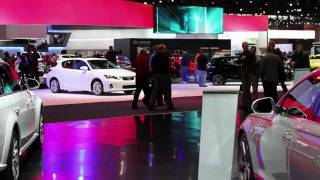 2012 Chicago Auto Show Autobytel Awards and Highlights