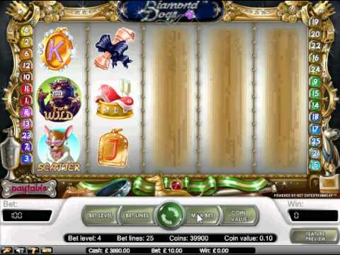 diamond dogs slot Come On Casino