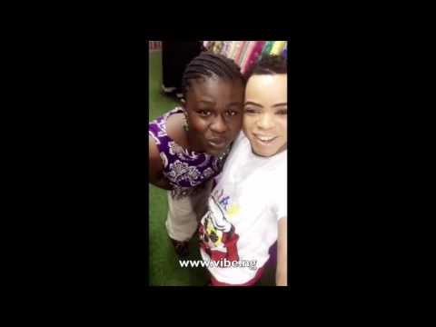 Bobrisky Shows off Family Members in New Video!
