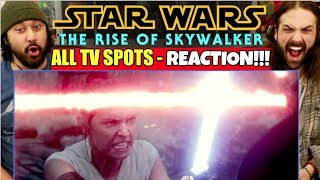 Star Wars: The Rise Of Skywalker ALL TV SPOTS - REACTION!!! Duel, Forever, End, etc... by The Reel Rejects